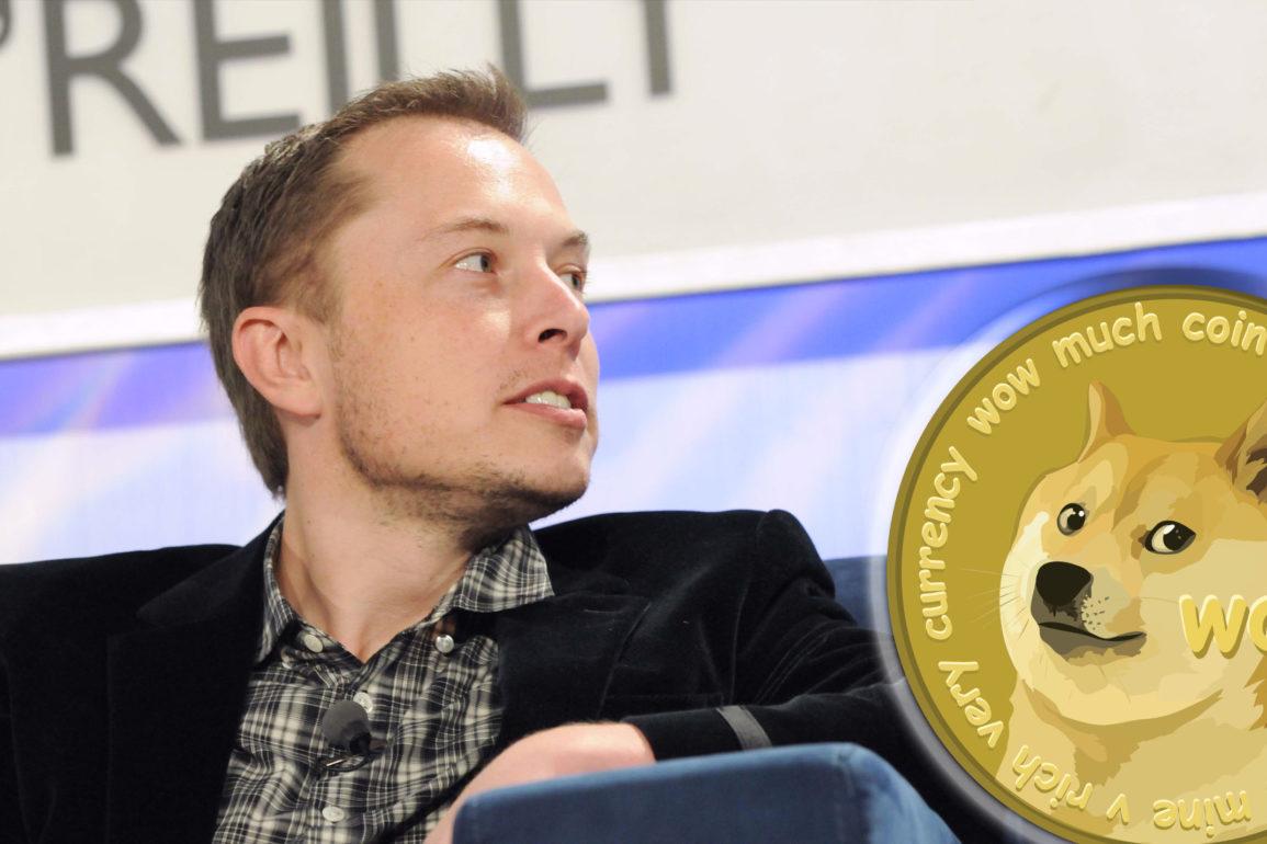 Elon Musk. Wikimedia Commons