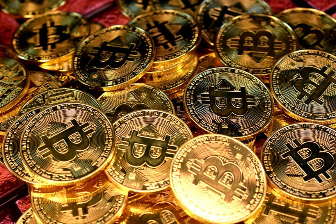 Bitcoin ved Executium Unsplash