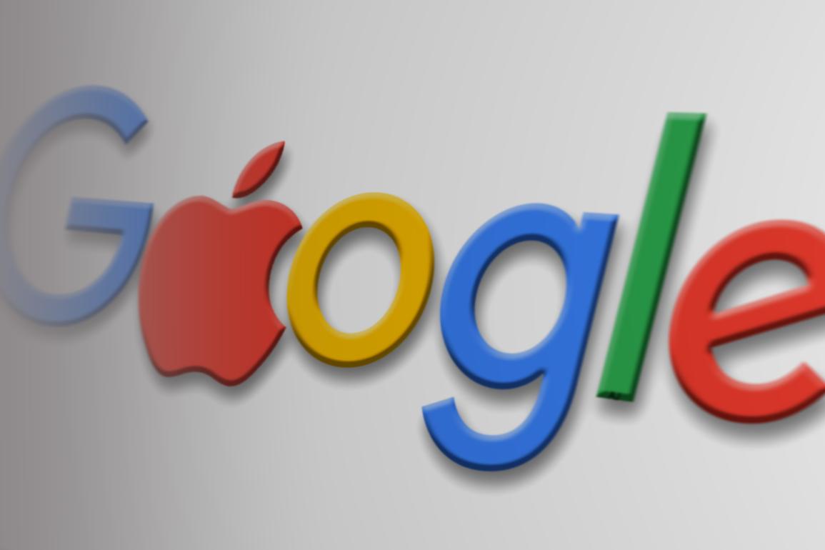 googleapplelogo