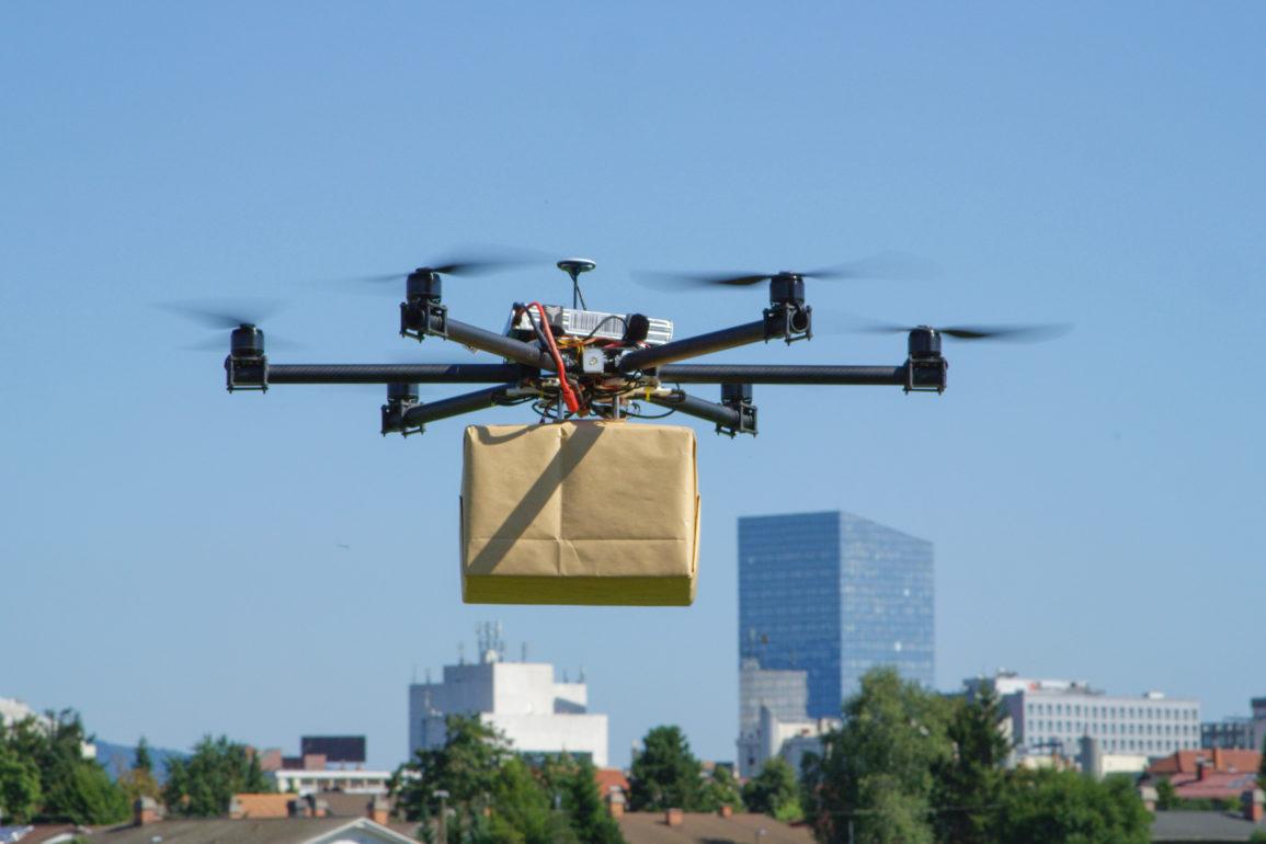 Dronelevering er i ferd med å bli allment akseptert. Vi må bare oppleve det først.