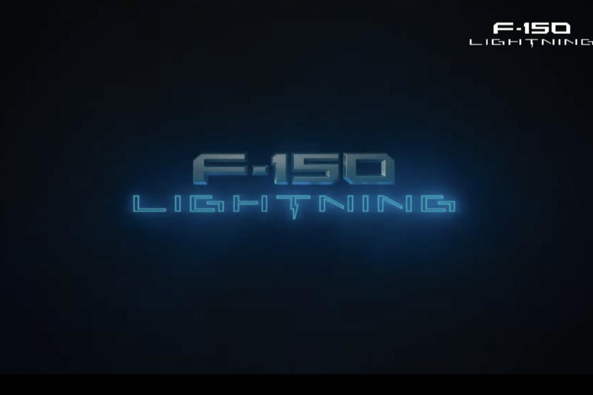 Ford avslører F150 Lightning, den elektriske versjonen av ikoniske F150