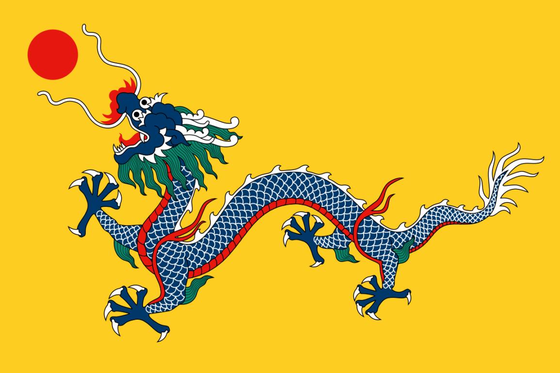 Kina 1889-1912.