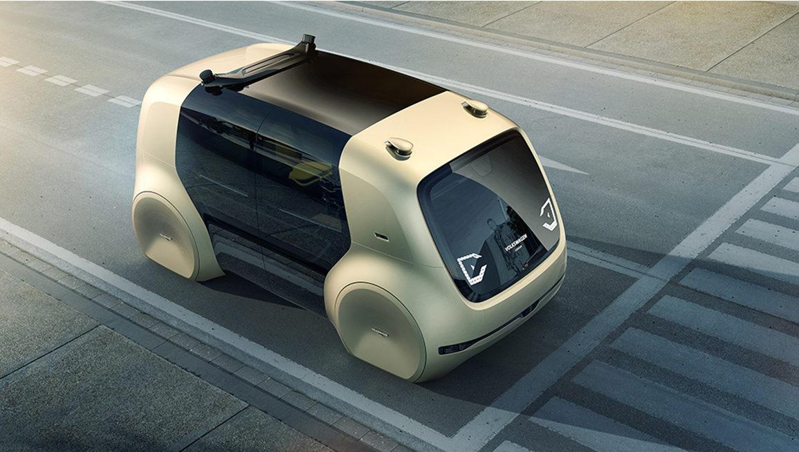 Volkswagen Cedric prototyp.
