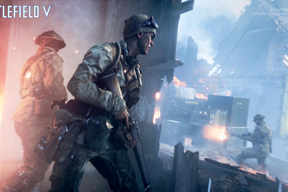Battlefield V var ikke høydepunktet i følge EA, det kommer dette året.