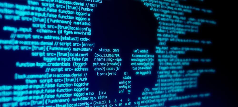 Cyberattakk