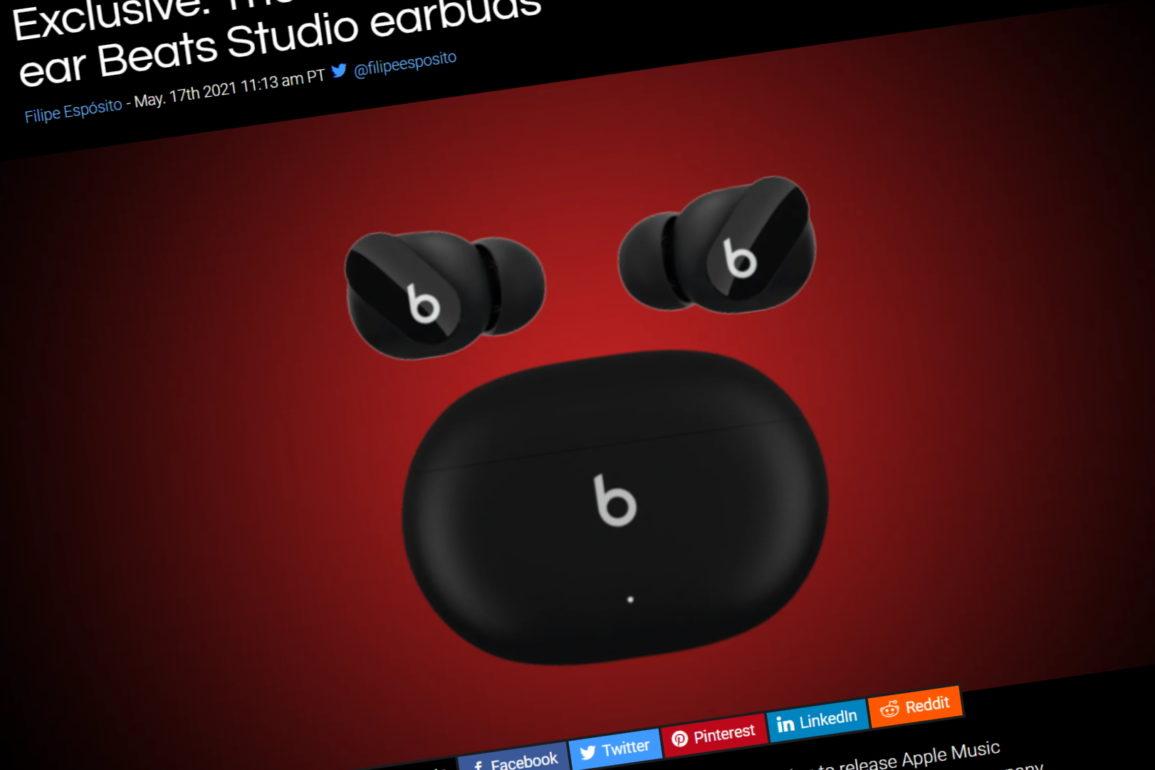 BeatsStudioBuds