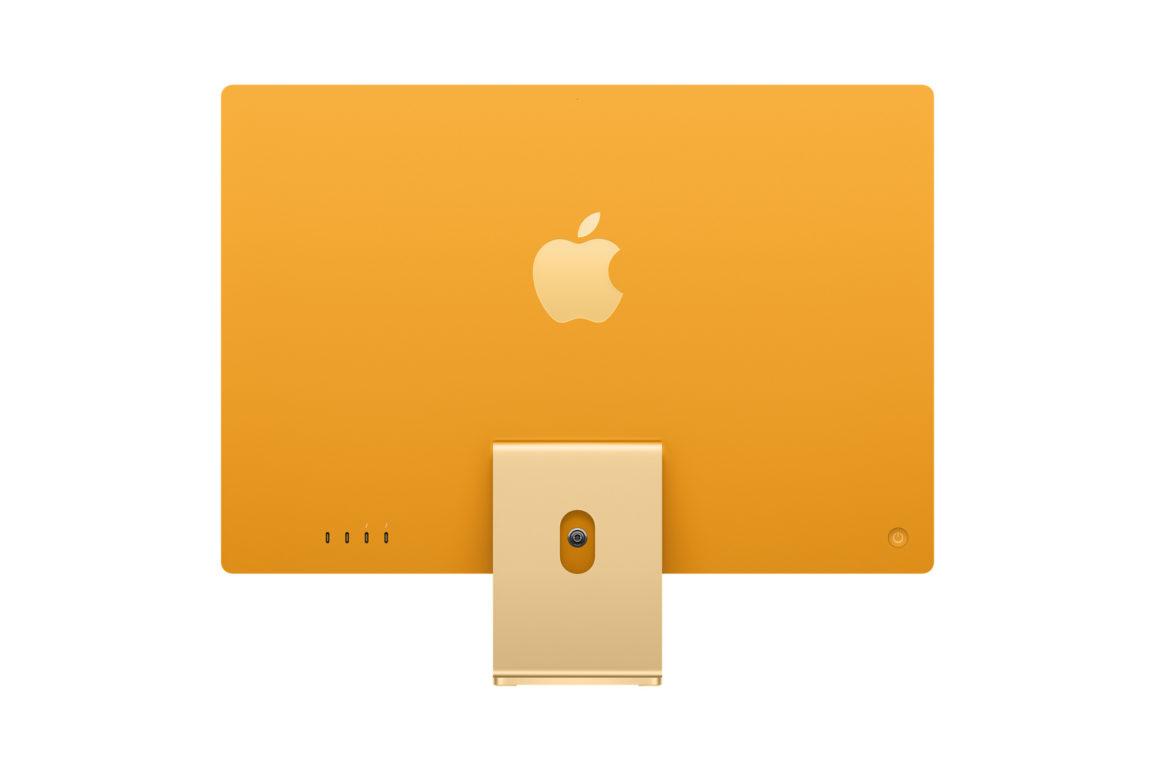 Ive var med å designe G3 iMac og nå M1 iMac.