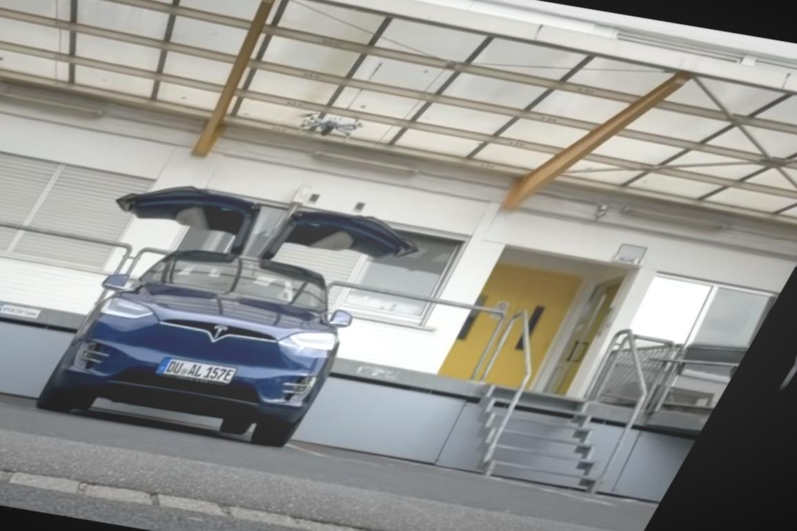 Se hvordan de hacket en Tesla via en drone, svakheten de utnyttet finnes i mange andre biler.