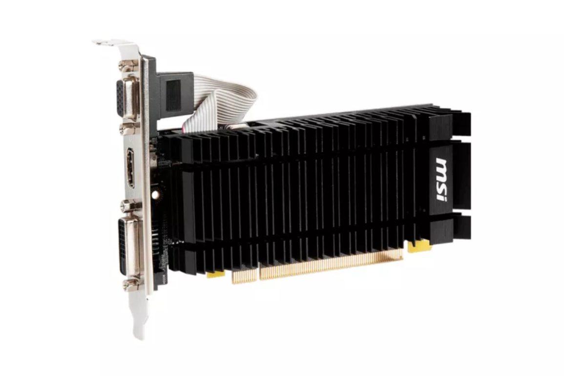 MSI GeForce GT 730.
