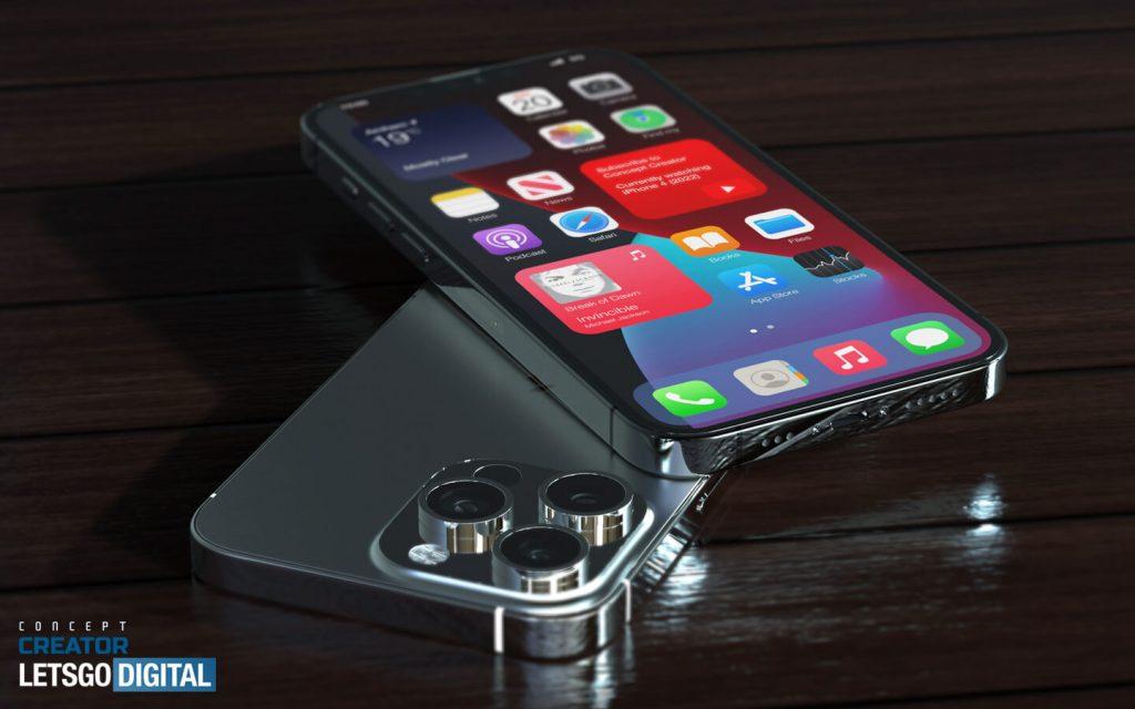 Apple iPhone 13 Pro.