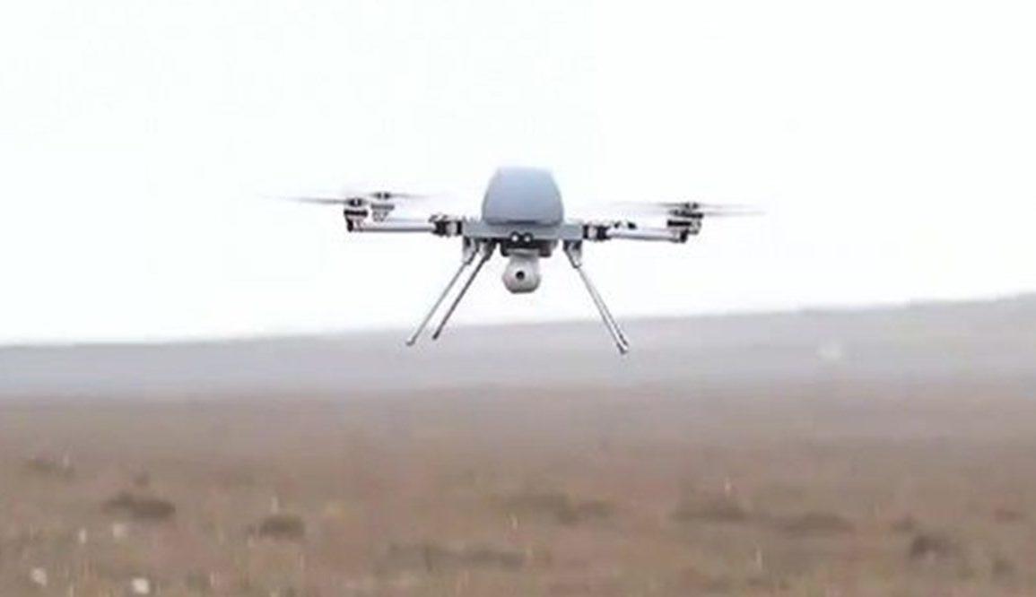 Kamikaze-droner mot mennesker.