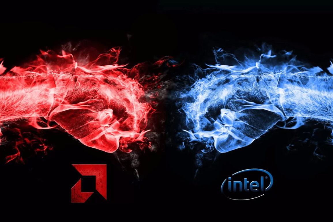 Intel henter markedsandeler.