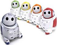NEC barnevakt-robot