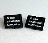 Samsung 2GB MMC