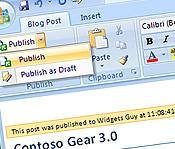 Word 2007 (blog)