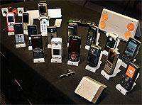 Sony Ericsson sommerlansering '06