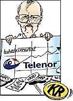 Telenorresultat sommer-98