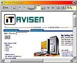 Internet Ex 5.5 utskrift