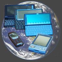Nokia 6210 og PDA