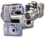 Digitalkamera (mange)