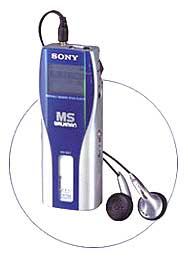 Sony NW-MS7 Memory Stick