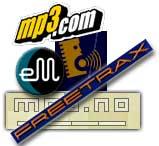 MP3 lovlige musikksteder