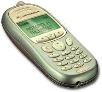 Motorola T191 (forside)
