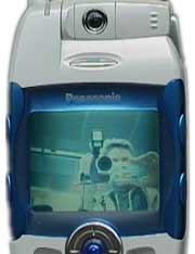 Panasonic videotelefon