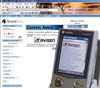 ITavisen.no AvantGo