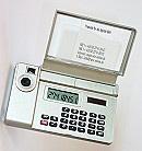 Kalkulator med kamera