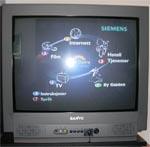 Siemens hotell-TV