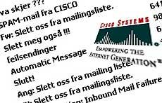 Cisco Spam