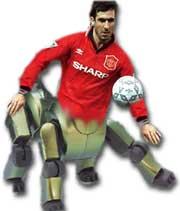 Cantona robot