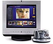 DX3900 kamera og pc