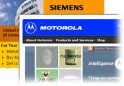Siemens motorola