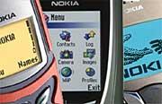 Tre nye Nokia