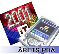 Årets PDA 2001