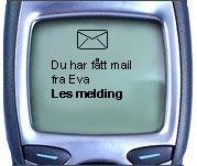 Hotmail på mobilen