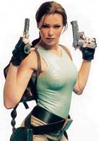 Nell McAndrew Lara Croft