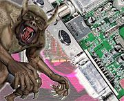 nVidia ATI GeForce-ulv