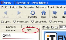 Opera SMS