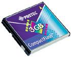 Pretec 3GB CompactFlash
