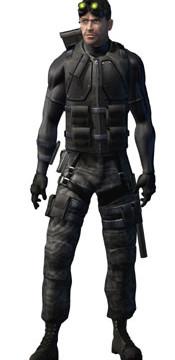 Splinter Cell helt