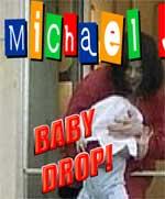 Michael Jackson Babydrop