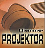 Hjemme-projektor