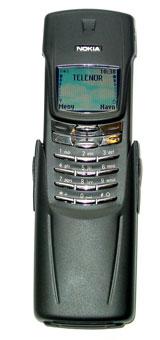 Nokia 8910i åpen