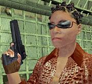 Enter The Matrix Niobe