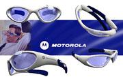 Motorola solbrille