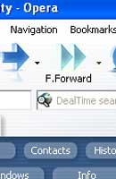 Opera fast forward