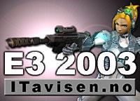 E3 2003 vignett